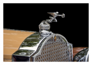 Hood Ornament of 1929 Packard Roadster