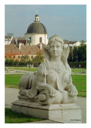 Grounds of Belvedere Palace