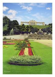 Gloriette & Garden