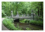 Garden Bridge at Nymphenburg Palace
