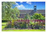 Garden & Stables at Osterley