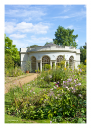 Garden & Greenhouse at Osterley