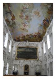 New Schleißheim Palace Interior