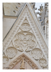 Cathedral Flower Carvings