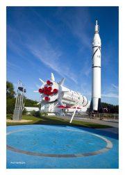 Saturn 1B & Jupiter Rockets