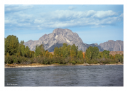 Along the Banks of the Snake River