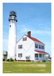 Fenwick Island Light