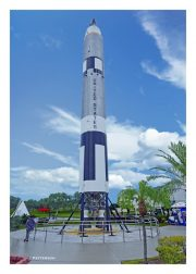 Titan Rocket with Gemini Capsule