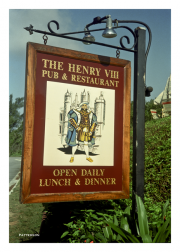 Henry VIII Pub