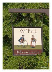 William Pitt, Merchant