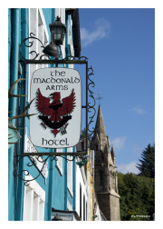 Tobermoray Hotel