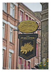 Charing Cross Road Pub
