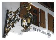 Munich Restaurant Sign