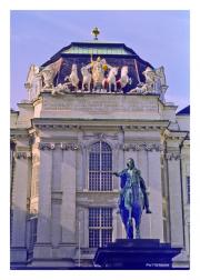 Emperor Joseph II Statue