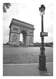 Arc de Triomphe at Place Charles De Gaulle