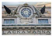 Clock at Lackawanna Station