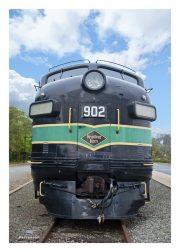 EMD F7 Locomotive