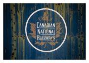 Canadian National Railways Logo