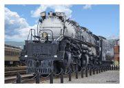 """""""Big Boy"""" Locomotive"""