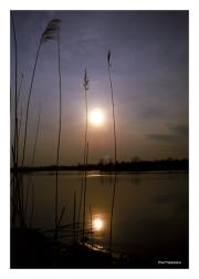 Sunset at Heniz Wildlife Refuge