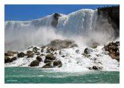 At the Foot of Niagara Falls